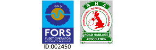 R&P Distribution is a member of the RHA | Road Haulage Association