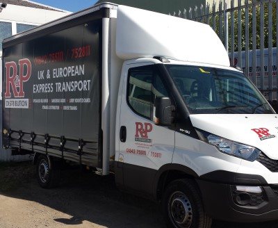 Third Party Logistics and Order Fulfillment services covering the UK and Europe