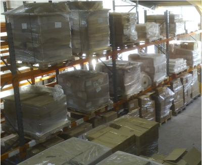 3PL from out secure warehousing in East Anglia